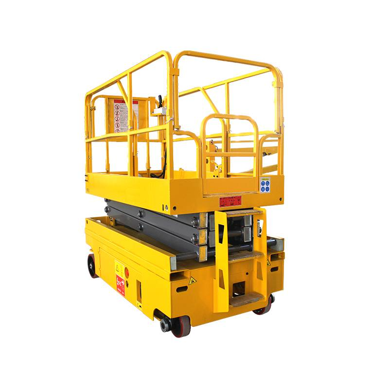 ODM Manufacturer China Articulated Boom Lift, Self Propelled Professional Electric Scissor Lift