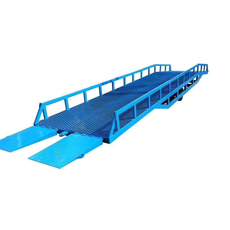 Factory Customized China Ce Certified Mobile Dock Ramp