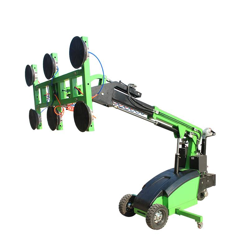 2020 wholesale price Hydraulic Pallet Lifter - Vacuum Glass Lifter – Daxin