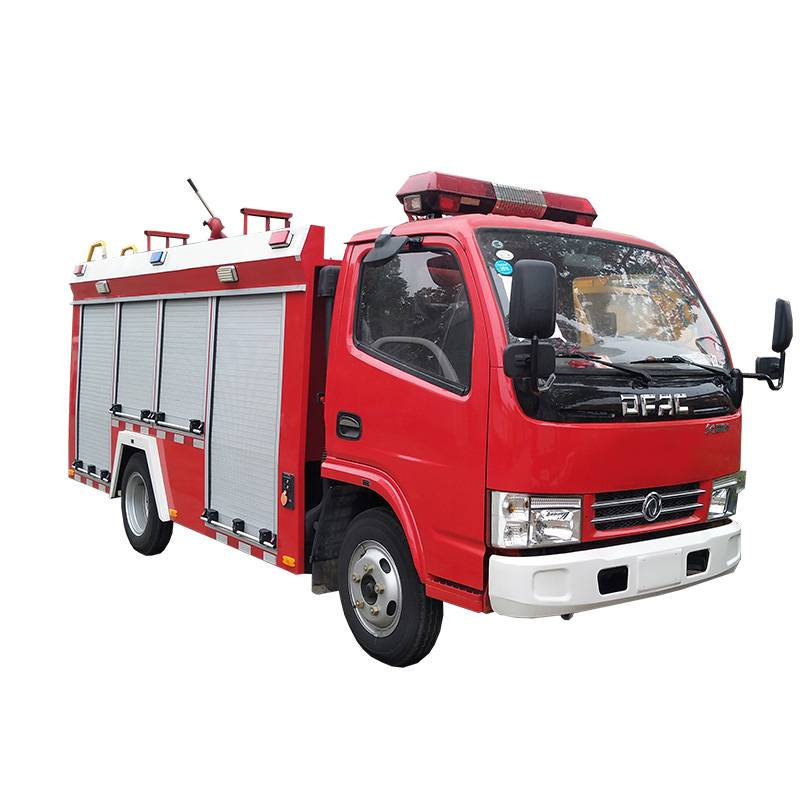 High Quality Automotive Lifts - Water Tank Fire Fighting Truck – Daxin