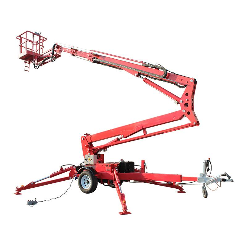 Manufacturer for Trailer Boom Lift - Towable Boom Lift – Daxin