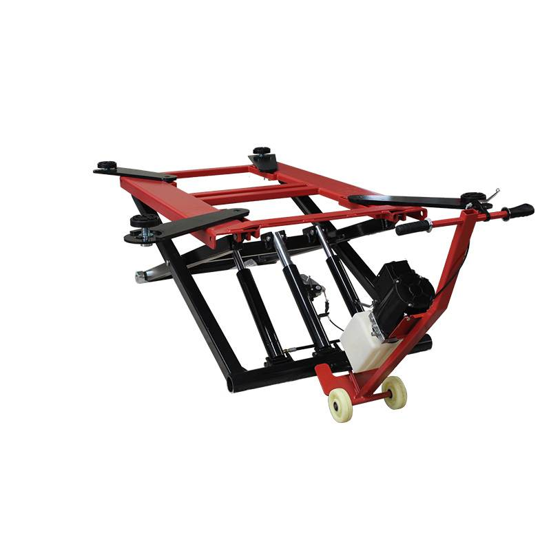 High definition Aerial Cage – Movable Scissor Car Lift – Daxin