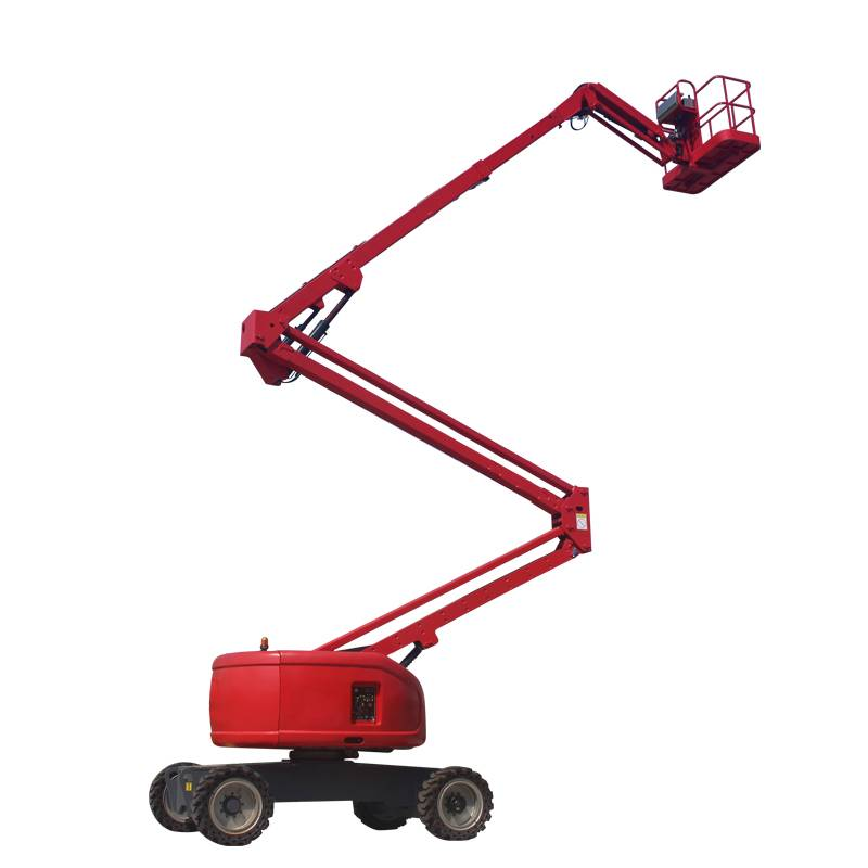 Self Propelled Articulated Boom Lift