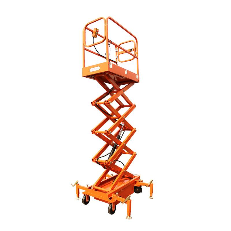 Mobile Mini Scissor Lift