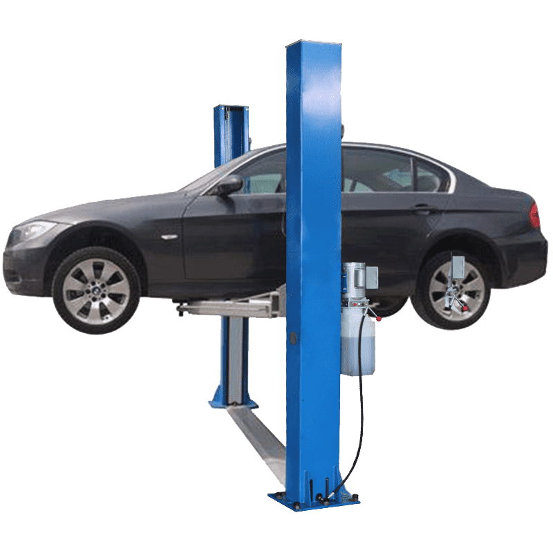 Good Quality Car Service Lift - Floor Plate 2 Post Car Lift – Daxin