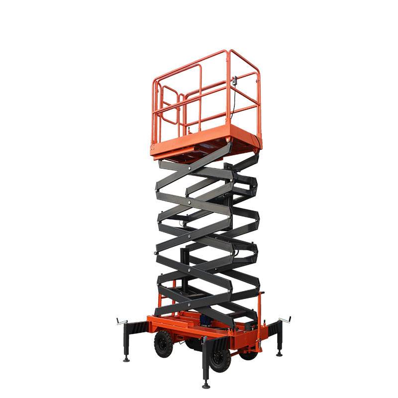 OEM/ODM Manufacturer Container Load Scissor Lift - Mobile Scissor Lift – Daxin