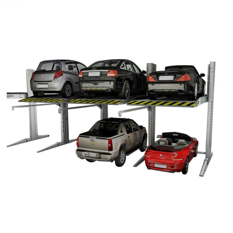 Chinese wholesale Man Lift - Two Post Parking Lift – Daxin