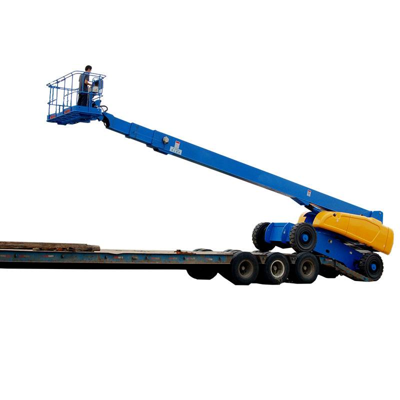 2020 High quality Self Propelled Boom Lift - Self Propelled Telescopic Boom Lift – Daxin