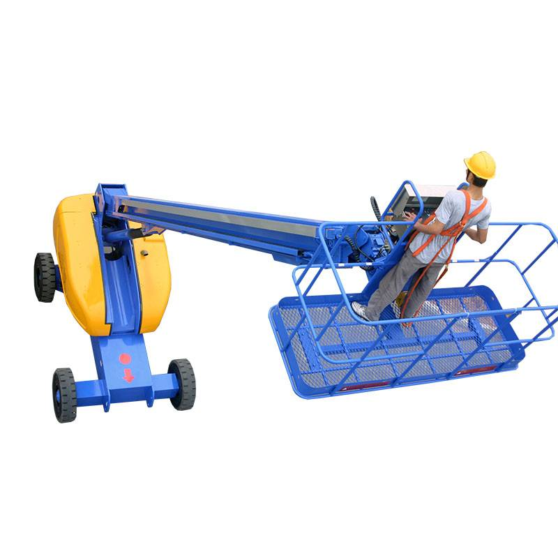 Self Propelled Telescopic Boom Lift