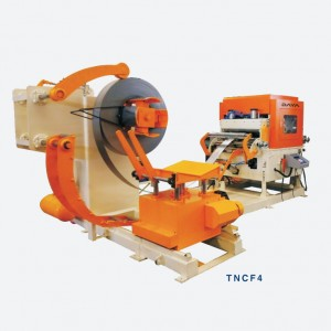 TNCF4-series 3IN1 NC Servo Feeder Machine