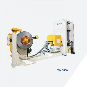 TNCF6-series 3IN INC Servo Feeder Machine