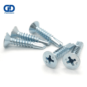 100% Original Factory Din7504 Self Drilling Tapping Screw - Phillips CSK Head Self Drilling Screw – DD Fasteners