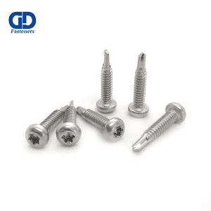 Super Purchasing for Square Drive Self Drilling Screws - Stainless Steel Torx Round Head Self Drilling Screw  – DD Fasteners