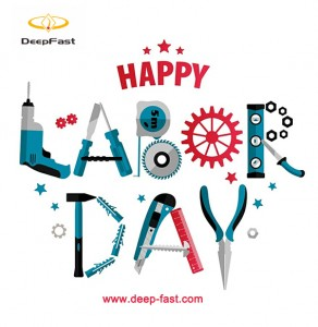 Congratulations to the May 1st Labor Day, stretch your eyebrows to celebrate May 1st. Go away and relax, rest at home to change your mood. DeepFast and SGDF wish all employees and working people in...