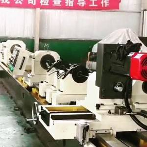 BTA Deep Hole Boring and Drilling Machine