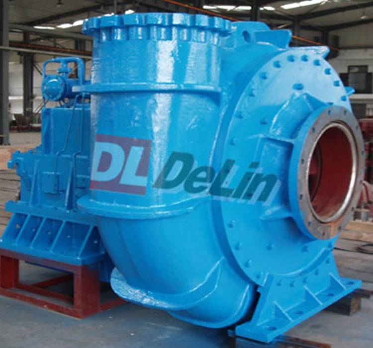 Single Stage Single Suction Cantilever Dredge Pump