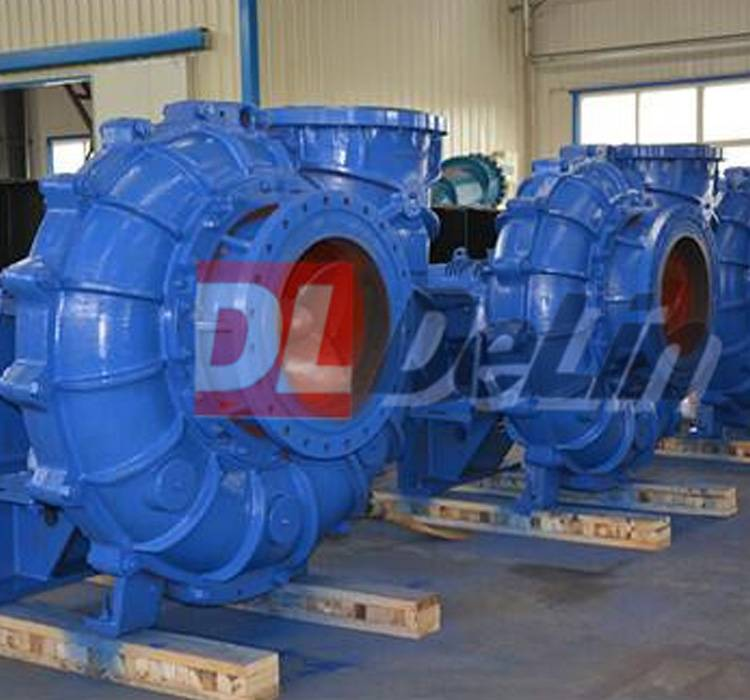 Single Stage Single Suction FGD Pump