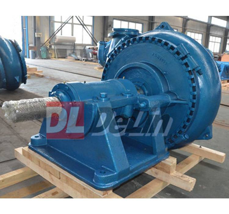 Single Stage Single Suction Cantilever Gravel Pump