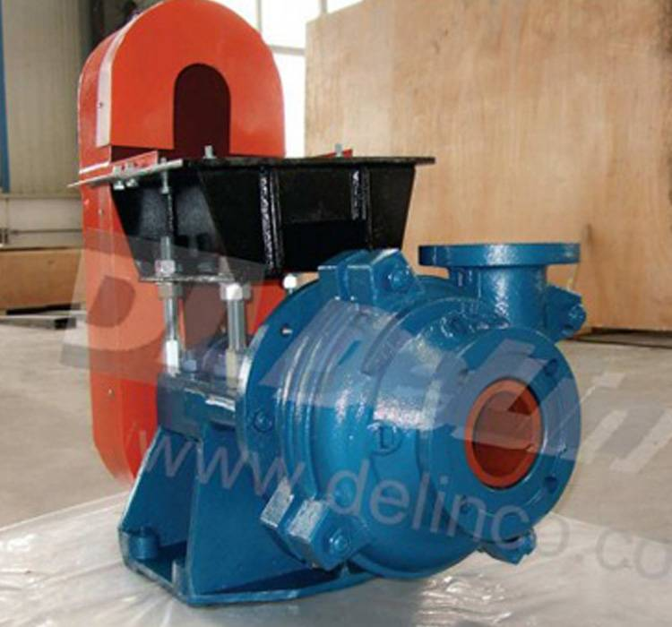 Double Casing Slurry Pump