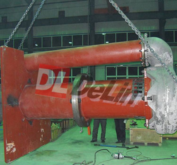 Vertical Cantilever Sump Slurry Pump