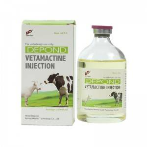 Ivermectin 1% + AD3E injection
