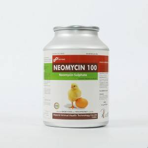 Neomycin sulphate soluble powder 50%