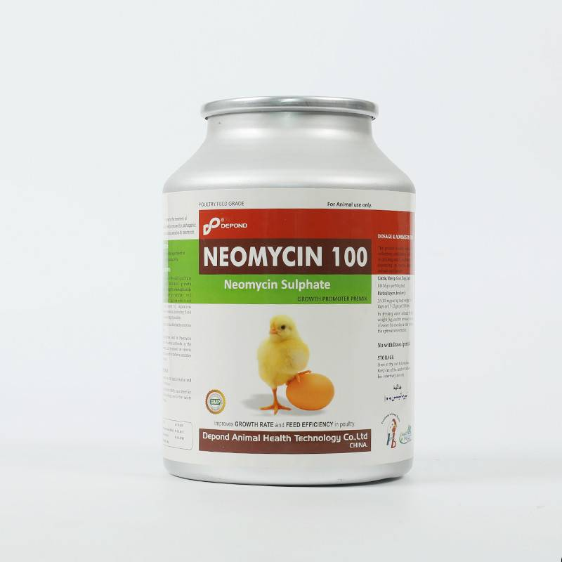 Neomycin sulphate soluble powder 50% Featured Image