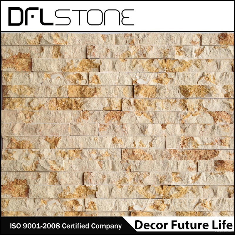 Cheap Natural Marble Cultured Stone Paneling Sy...