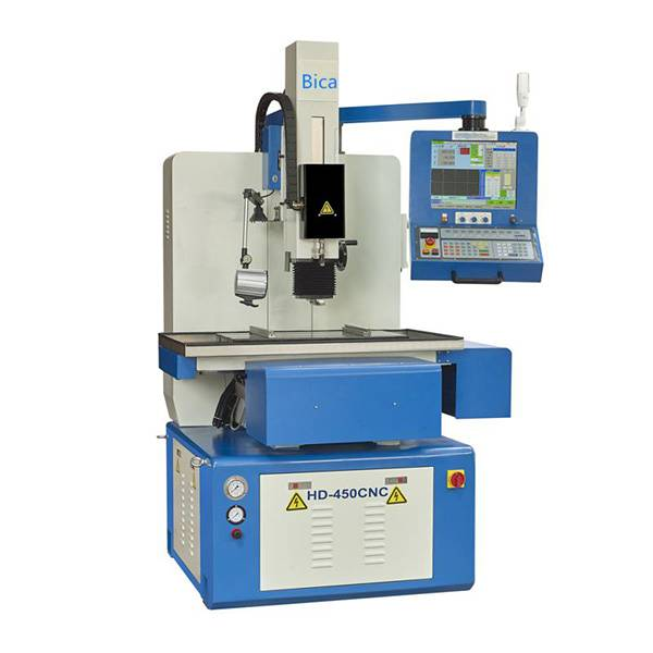 OEM/ODM Factory Electric Edm Drill Hole Machines - CNC EDM Hole Drill Machine(HD-450CNC) – BiGa