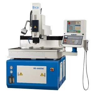 Personlized Products Edm Machine Wire Cutting Machine - CNC EDM Hole Drill Machine(HD-640CNC) – BiGa