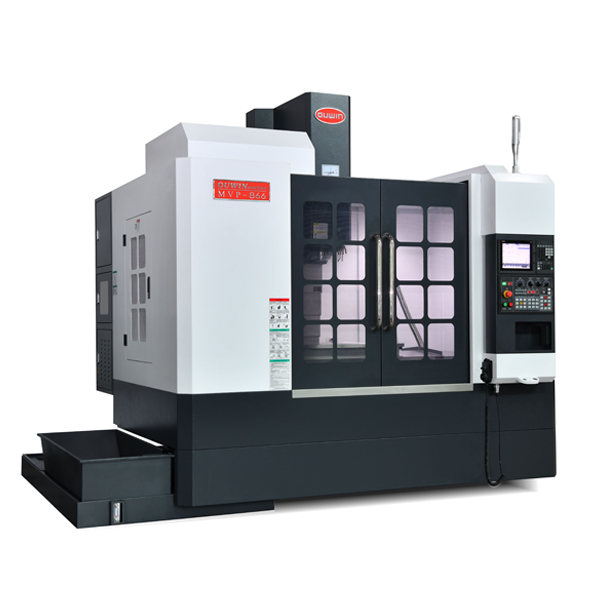 China wholesale Cnc Machining Center - Taiwan quality Chinese price MVP866 Machine center – BiGa detail pictures