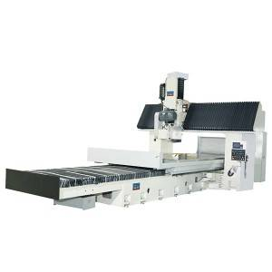Factory Supply Cnc Center Machin - PCLD200800NC/PCLD250800NC Beam-type single-head gantry grinding machine – BiGa