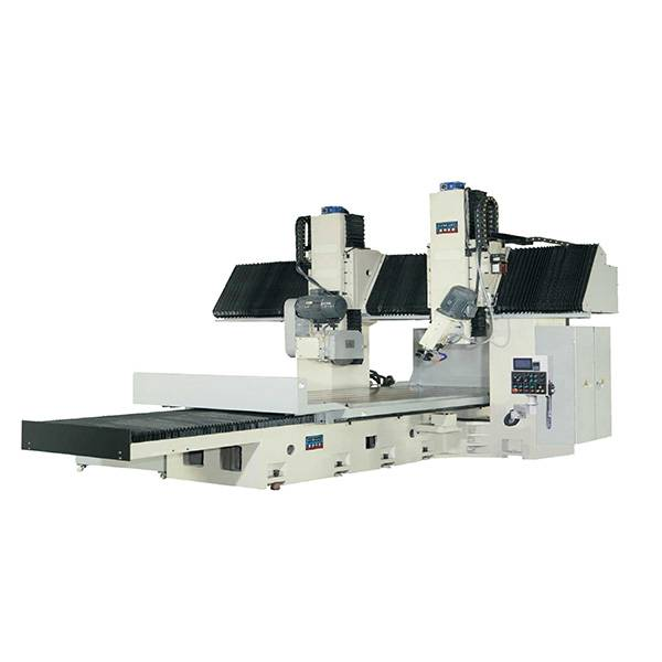 Renewable Design for Edm Wire Cutting Machine Price - PCLS120300NC/PCLS150300NC/PCLS180300NC/PCLS200300NC Beam-type double-head gantry rail grinding machine – BiGa Featured Image