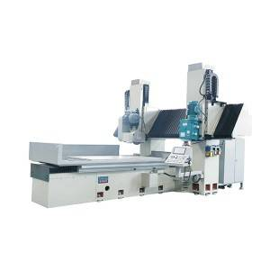 Fast delivery China Manufacture Cnc Fiber Laser Cutting Machine - PCLXM100200NC/PCLXM120200NC/PCLXM140200NC/PCLXM150200NC Beam-type gantry milling and grinding machine – BiGa