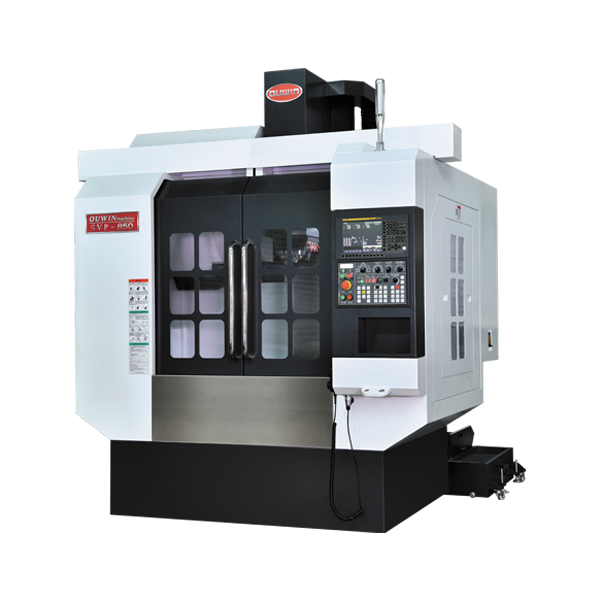 Manufacturing Companies for High Speed Hole Drilling Machine - Taiwan quality Chinese price SVP Series Vertical Machining Center – BiGa