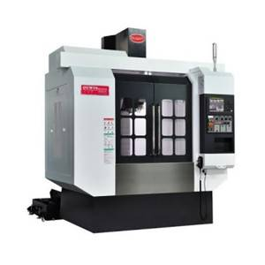 China Supplier Cnc Precision Surface Grinding Machine - Taiwan quality Chinese price SVP Series Vertical Machining Center – BiGa