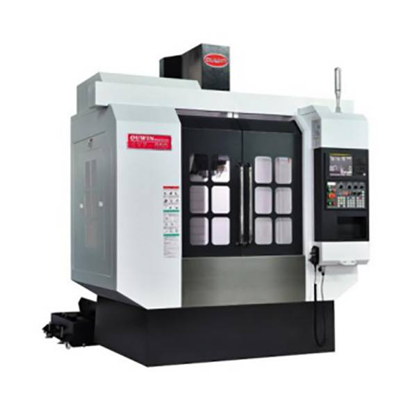 Manufacturing Companies for High Speed Hole Drilling Machine - Taiwan quality Chinese price SVP Series Vertical Machining Center – BiGa Featured Image