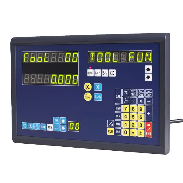 Reasonable price 3 Axis Digital Readout - TOP20-2L   – BiGa