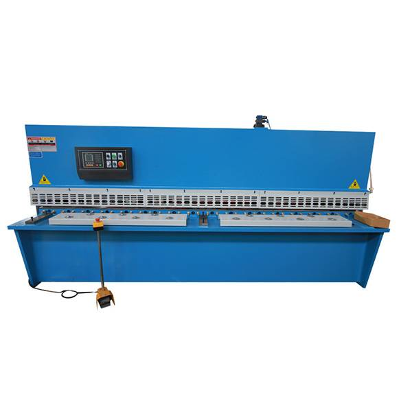 Technical parameter of Hydraulic shearing machine 6x3200MM with E21 Featured Image
