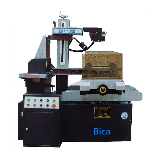 Factory supplied Edm Electronics - DK77 series high speed wire cutting edm machine – BiGa