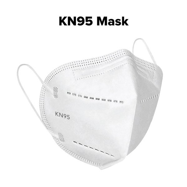High definition Moon Surgical Mask - 5 ply KN95 /FFP2 Non-Medical face mask  – EISEN