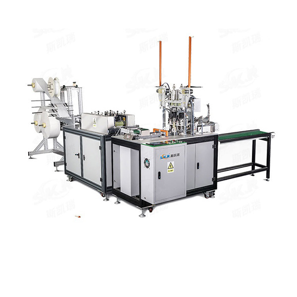 New Delivery for 3 Ply Non Woven Face Mask - Mask Machine  – EISEN