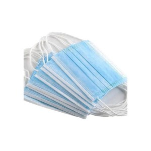 Factory wholesale Surgical Mask With Lips - 3 Ply Disposable Medical Face Mask  – EISEN