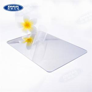 China New Product Mirror Sheeting - Polystyrene Mirror – Donghua