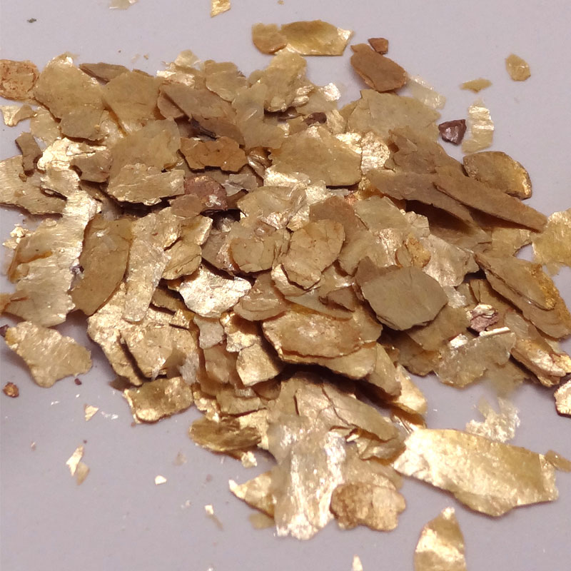 Wholesale Price Golden Pearl Mica Flake - Mica Flake 2-076 – Xinfa