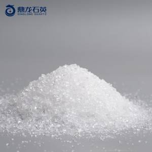 New Arrival China Fused Silica For Refractory Application - Fused Silica for Investment Casting – Dinglong