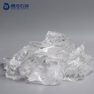 Rapid Delivery for Refractory Compound - Fused Silica Lump – Dinglong