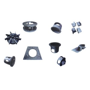 China wholesale Spare Parts Of Shot Blasting Machines - Shot Blasting Machine Wearing Parts – Ding Tai