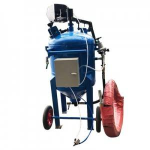 China Factory Price Wet Sandblasting Machine