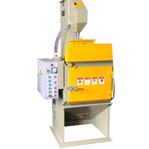 Factory directly supply Through Type Shot Blasting Machine - Q32 series Rubber Belt Shot Blasting Machine – Ding Tai